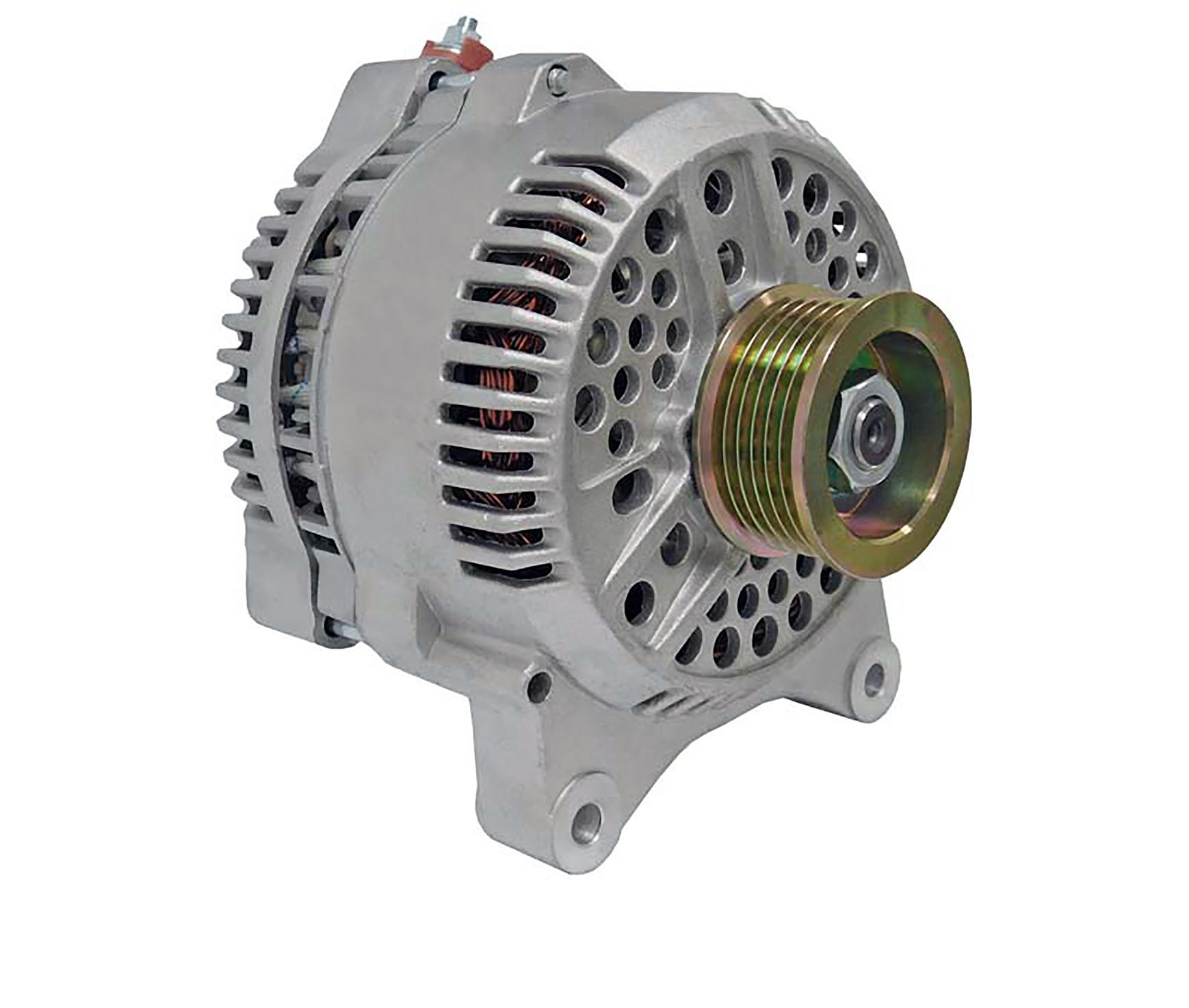 hight resolution of new hi amp output alternator for ford mustang 1996 1998 4 6l ford expedition excursion f150 f250 f350 f450 200 amps