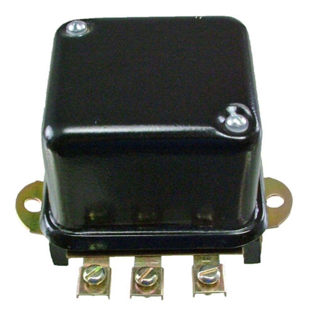 medium resolution of new 12 volt regulator replaces delco remy starter generator 1118981 1118988