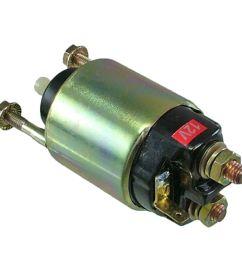 new starter motor solenoid relay kawasaki kohler mower 18hp 25hp 29 hp ssnd917 [ 1600 x 1600 Pixel ]