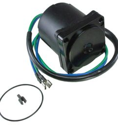 new tilt trim motor 60 70 90 115 150 175 200 225 omc evinrude johnson 1991 [ 1600 x 1600 Pixel ]