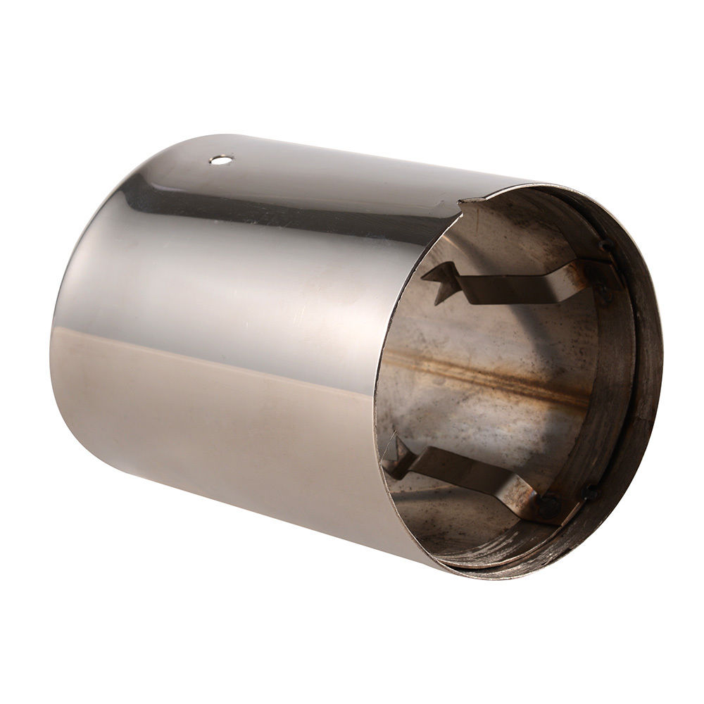4 inch Vehicle Car Chrome Exhaust Pipes Muffler Tip