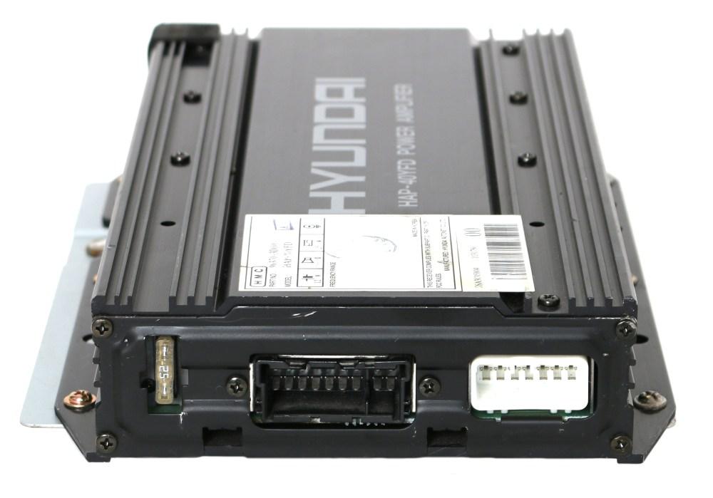 medium resolution of 2002 2005 hyundai sonata hap 40yfd power amplifier part 96370 3d000 opt 9636 1 factory radio