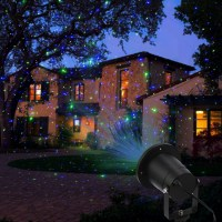Laser Lights Outdoor Holiday Decoration Christmas Lighting ...