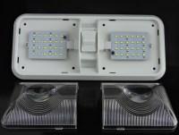 Top 4x12V LED RV Ceiling Dome Light RV Interior Lighting ...