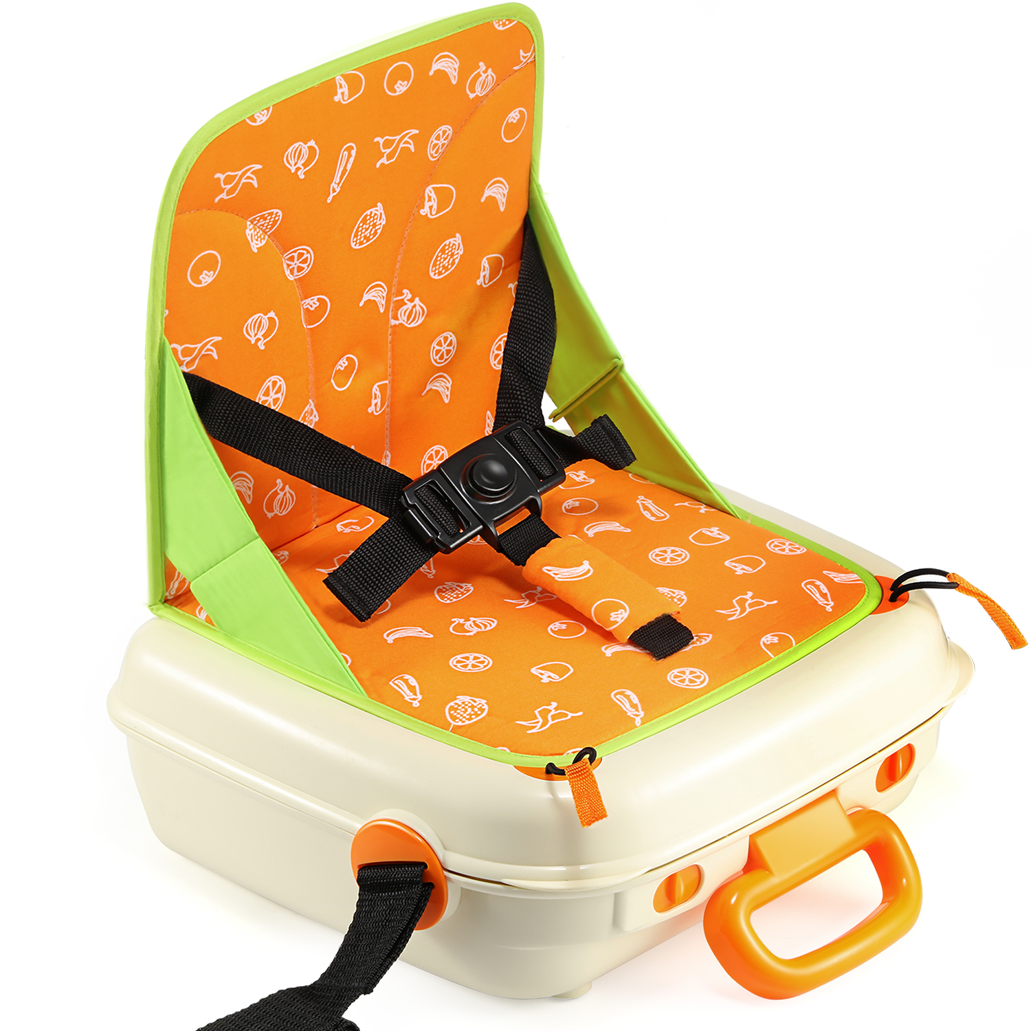 portable high chair booster ergonomic malaysia travel baby kids toddler feeding