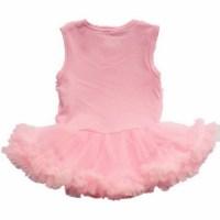 Toddler Girls Fancy Tutus Dress Bowknot Headband Newborn ...