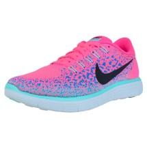 Pink Nike Free RN Distance