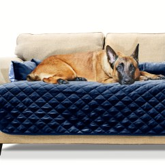 Pet Bed Sofa Cover Wooden Without Backrest Furhaven Buddy Furniture Ebay