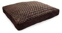 FurHaven Pet NAP Deluxe Ultra Plush Pillow Pet Bed Dog Bed