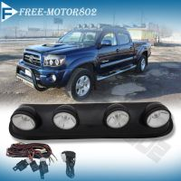 Round Roof Top Fog Driving Light Bar For Suv Truck Jeep ...