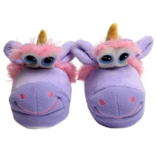 Unicorn Kids Slippers