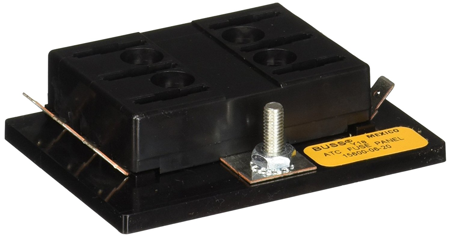 hight resolution of bussmann 15600 06 20 fuse block assembly