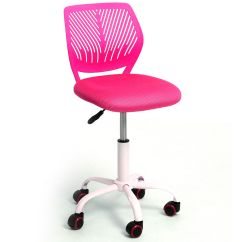 Pink Kids Chair Target Foldable Chairs Ergonomic Mesh Computer Office Desk Midback Kid