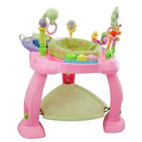 Baby Activity Learning Center Baby Stationary Jumper ...