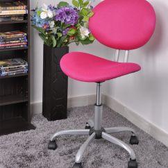 Desk Chair Pink Boon Flair Pedestal High Ergonomic Mesh Computer Office Midback Kid