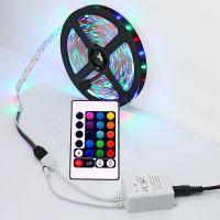 5M 300LED Multi-color RGB Light Strip Ribbon Tape + Remote ...