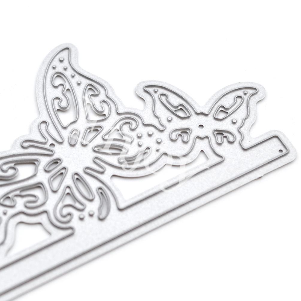 Metal Die Cutting Dies Butterfly Stencil DIY Decorative