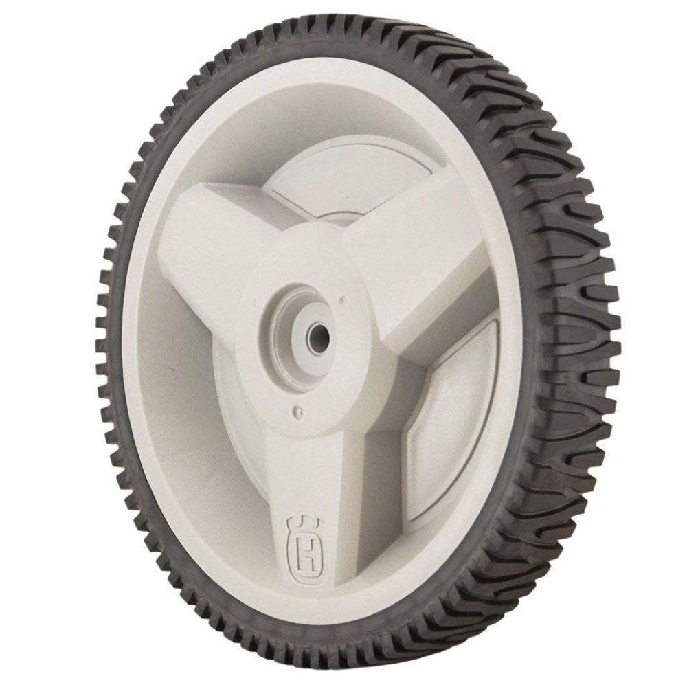medium resolution of husqvarna lawn mower rear wheel hu700f hu625hwt 6021p xt721f 585911001 532401277 532410815 532448173