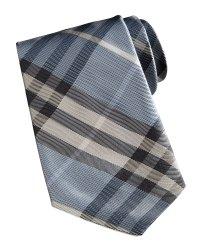 Burberry London Manston Check Silk Tie | eBay