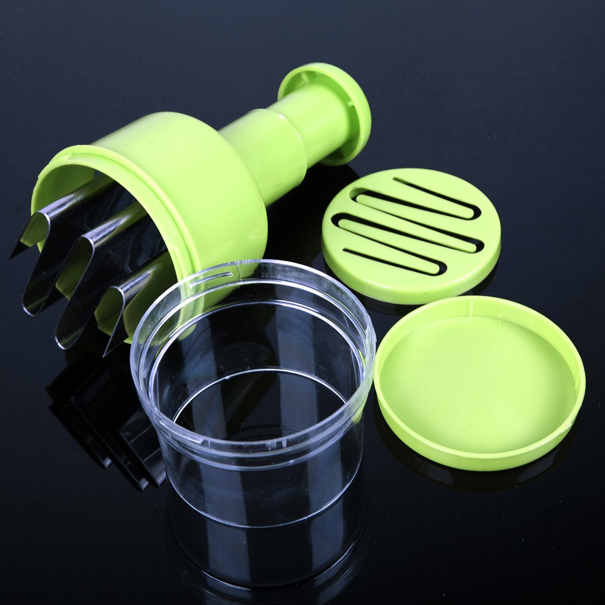 kitchen dicer slicer table tops pressing vegetable garlic onion food peeler