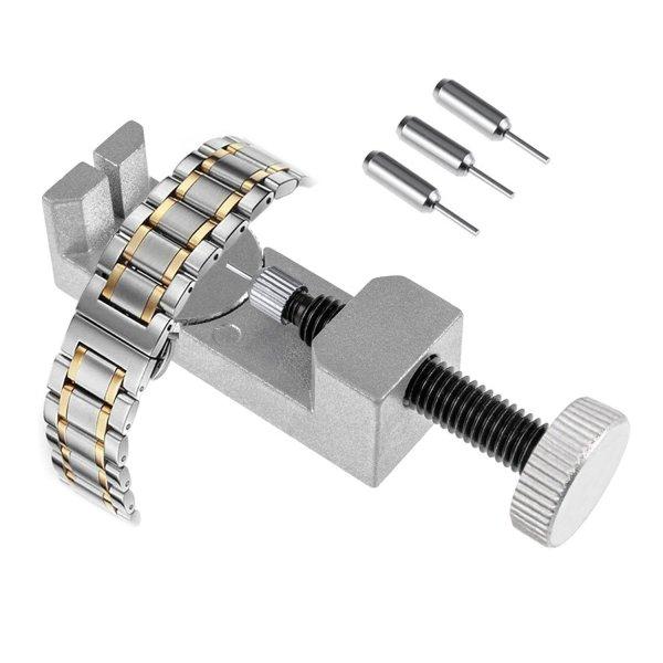 Metal Adjustable Watch Band Strap Bracelet Link Pin