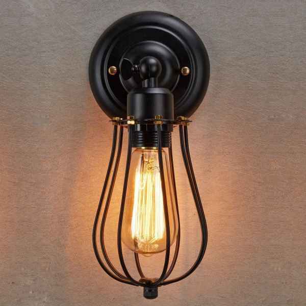 Vintage Industrial Style Wall Sconces Lighting