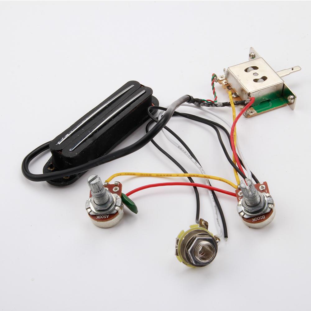 Electric Guitar Wiring
