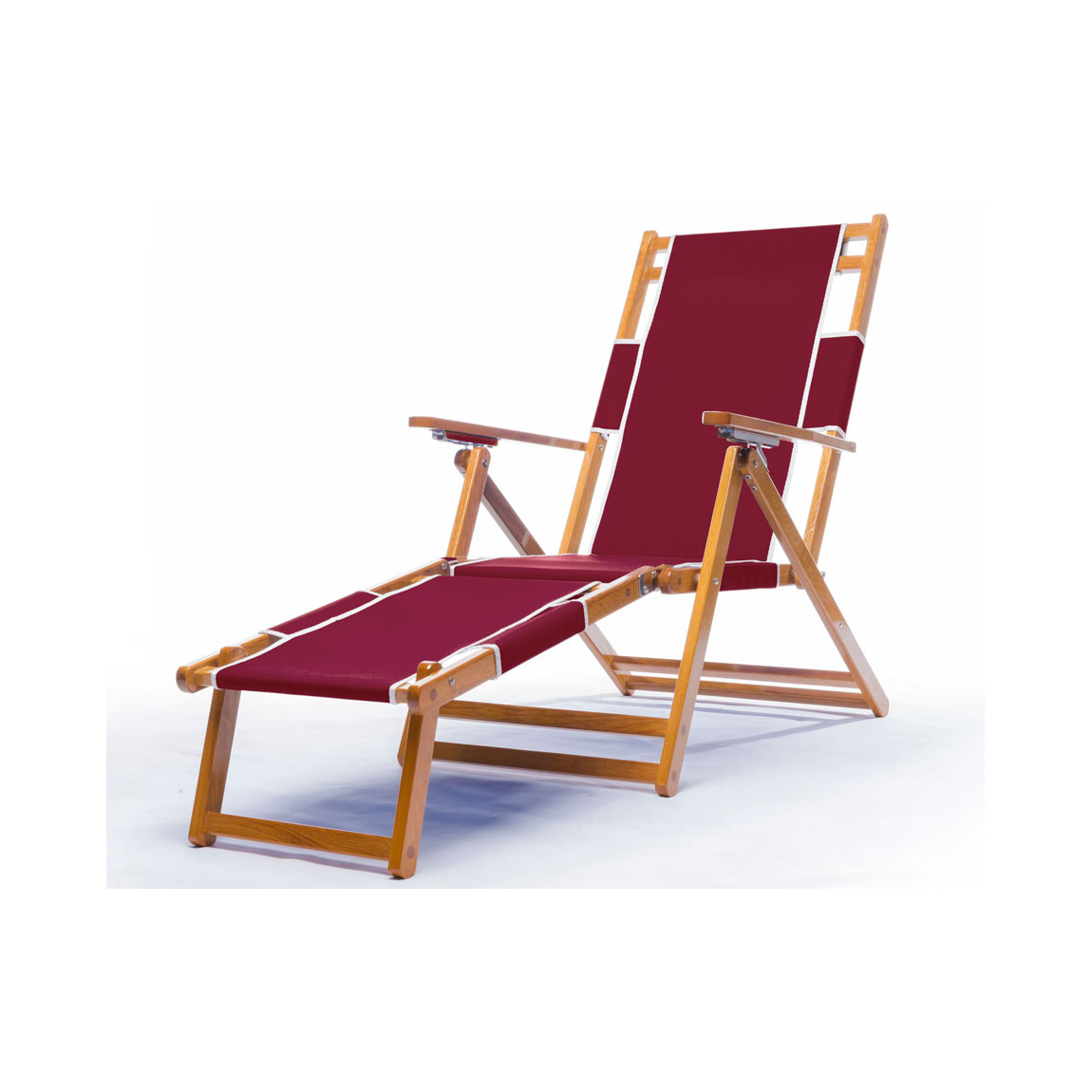 Folding Wood Beach Chair Details About Heavy Duty Commercial Grade Oak Wood Beach Chair Chaise Lounger