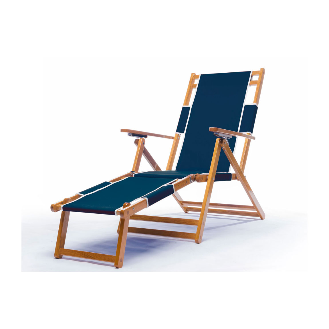 Folding Wood Beach Chair Heavy Duty Commercial Grade Oak Wood Beach Chair Chaise