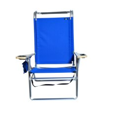 Hi Boy Beach Chair With Canopy Hanging Toronto Deluxe 4 Position Aluminum W And Storage