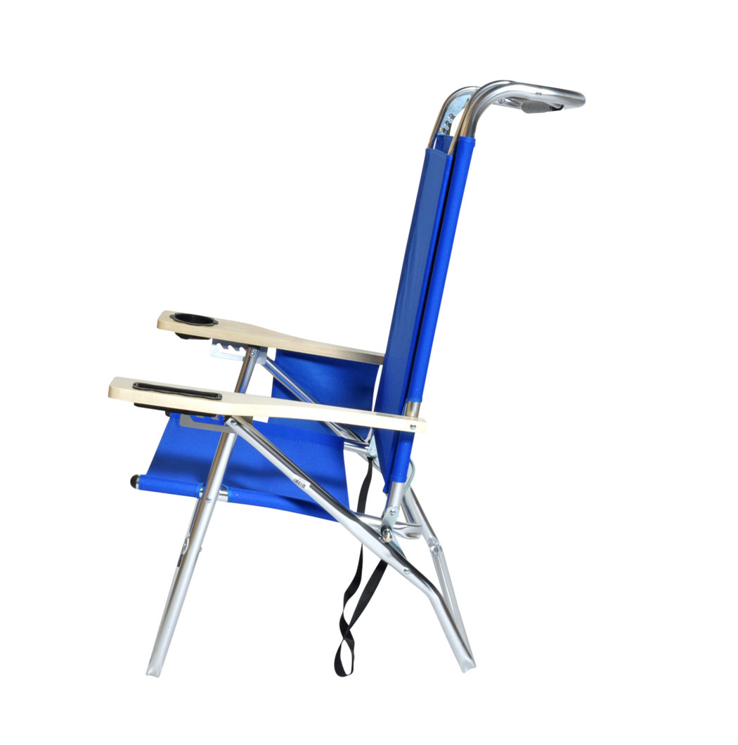 hi boy beach chair with canopy covers for sale centurion deluxe 4 position aluminum w and storage