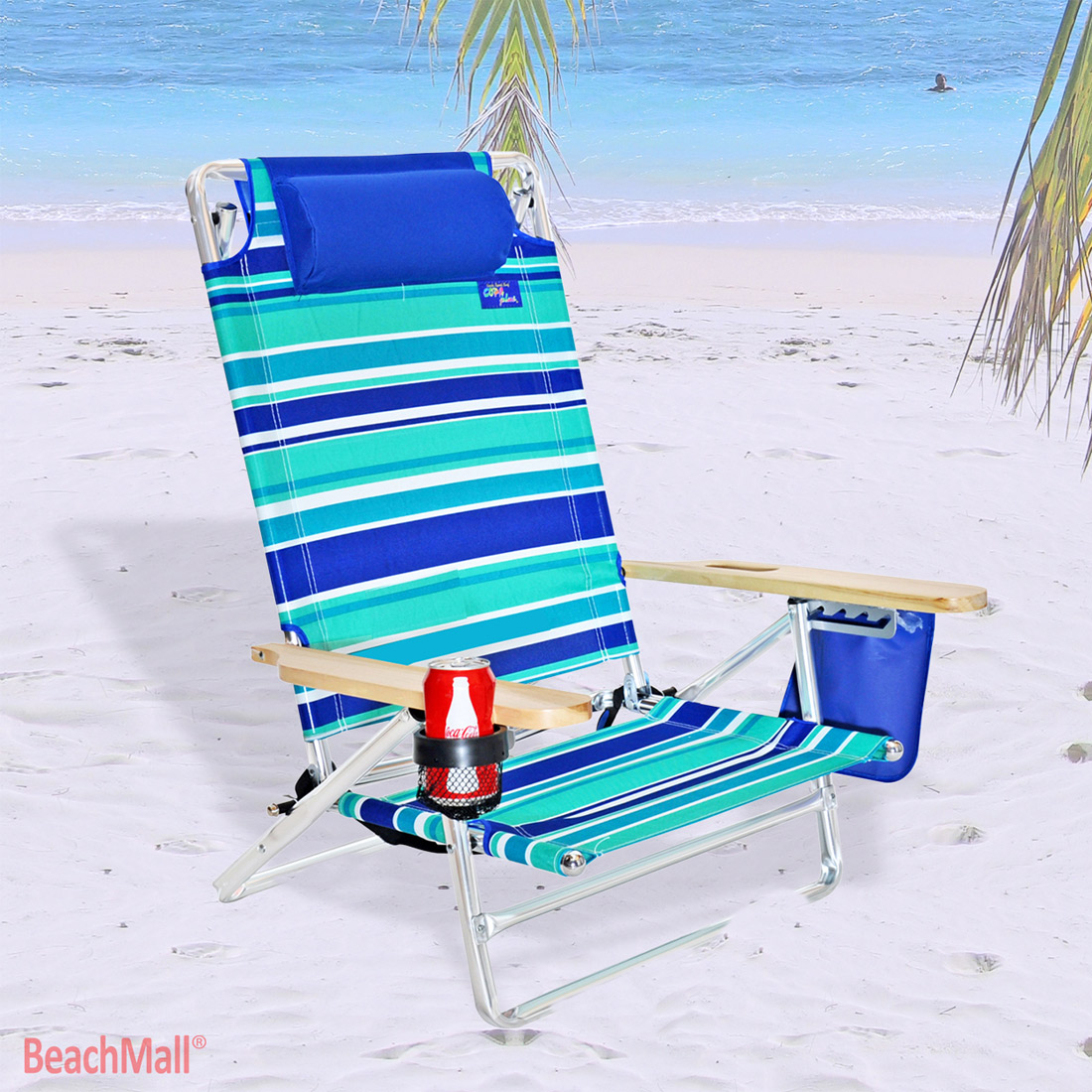 lay flat beach chair korda fishing 5 position platinum extra tall back