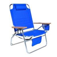 Big Jumbo Heavy Duty 500 lbs XL Aluminum Beach Chair for ...