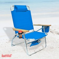Big Jumbo Heavy Duty 500 lbs XL Aluminum Beach Chair for