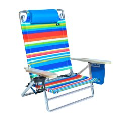 Best Big And Tall Beach Chair Craftsman Rocking 5 Position Heavy Duty 300 Lbs Lay Flat Camping