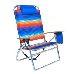 Beach Chairs With Cup Holders The Revolving Chair Base Extra Large High Seat Heavy Duty 4 Position