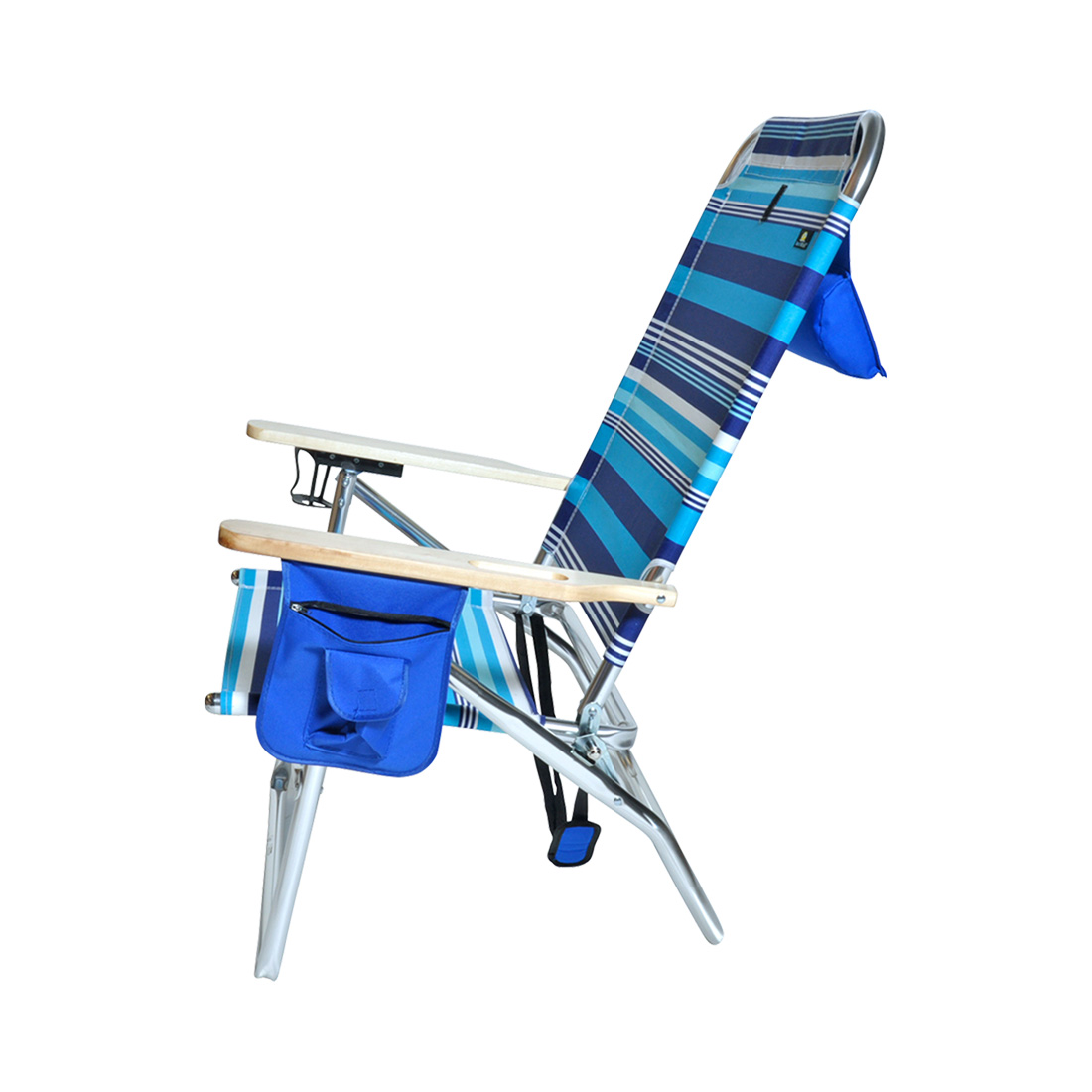 Heavy Duty Beach Chair Extra Large High Seat Heavy Duty 4 Position Beach Chair