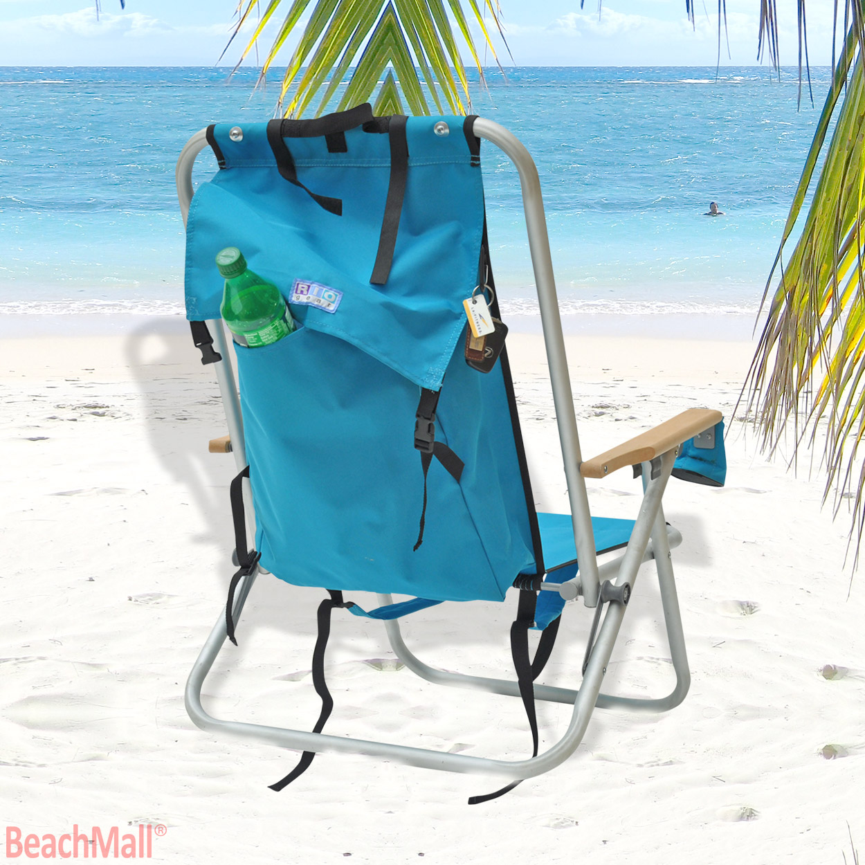 wearever backpack chair swing hammock stand deluxe rio aluminum with large