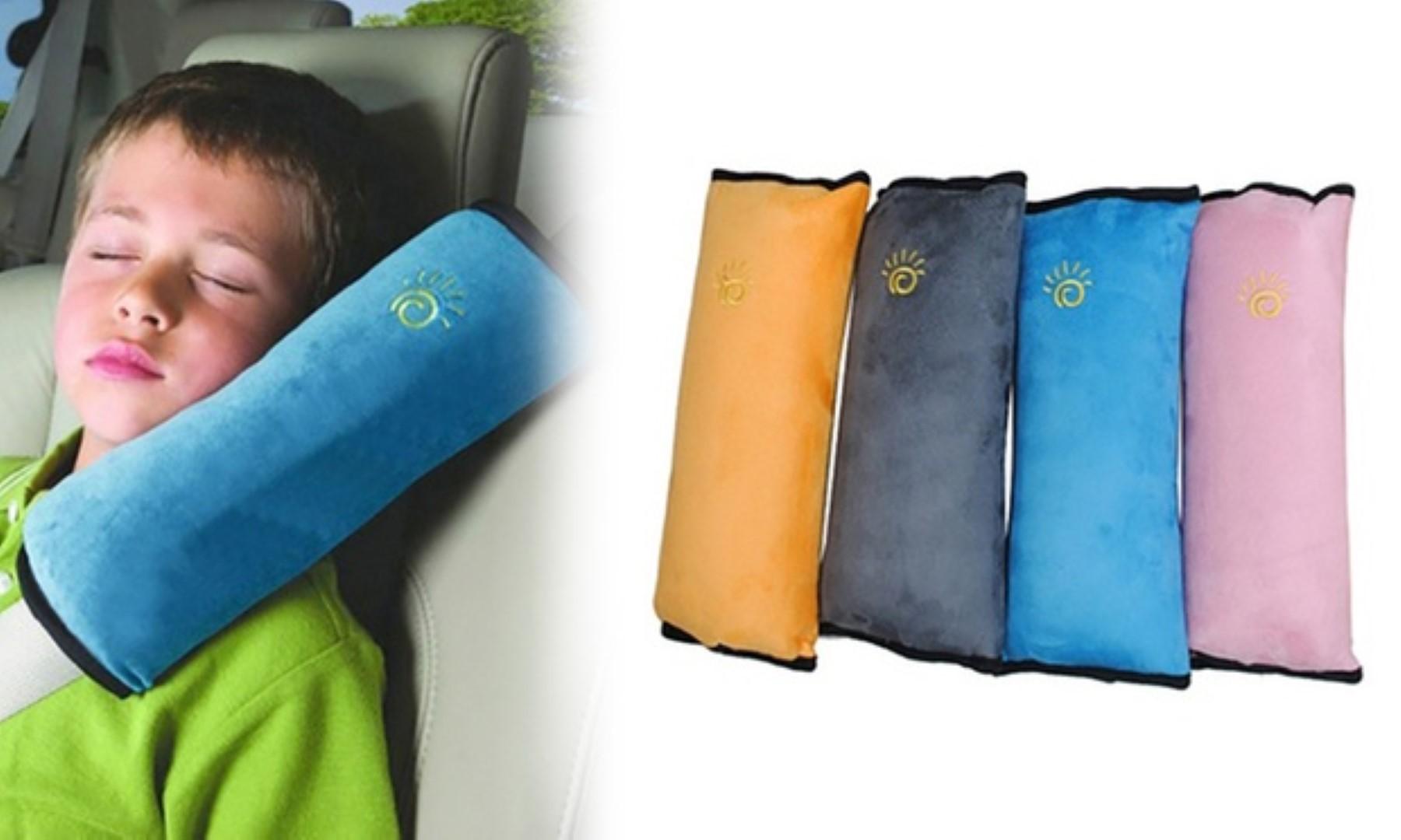 Pillow Seatbelt Pillows