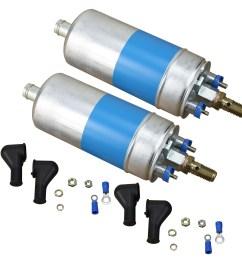 details about pair mercedes fuel pumps w140 w202 sl320 sl500 sl600 s600 s500 s420 190e 300e [ 1932 x 1906 Pixel ]