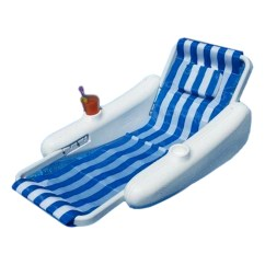 Pool Floating Lounge Chairs Outdoor Rocking Swimline 10000sl Sunchaser Sling Style Chair Responsive Image