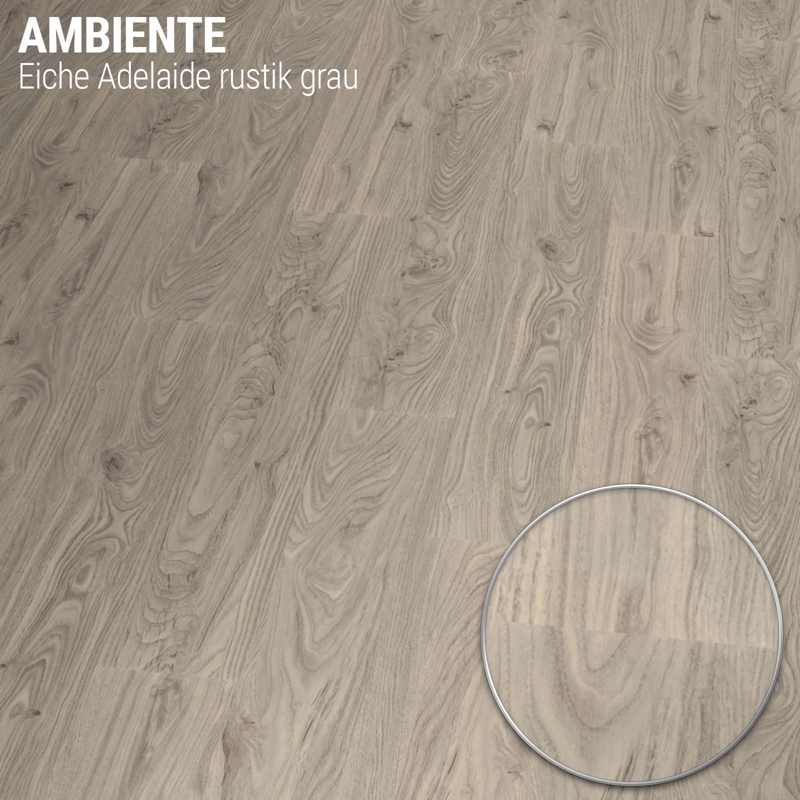 Vinylboden Pvc Klicklen Bodenbelag Eiche Landhaus Le