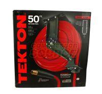 "1/2"" x 50' Tekton Retractable Air Hose Reel With Hose ..."