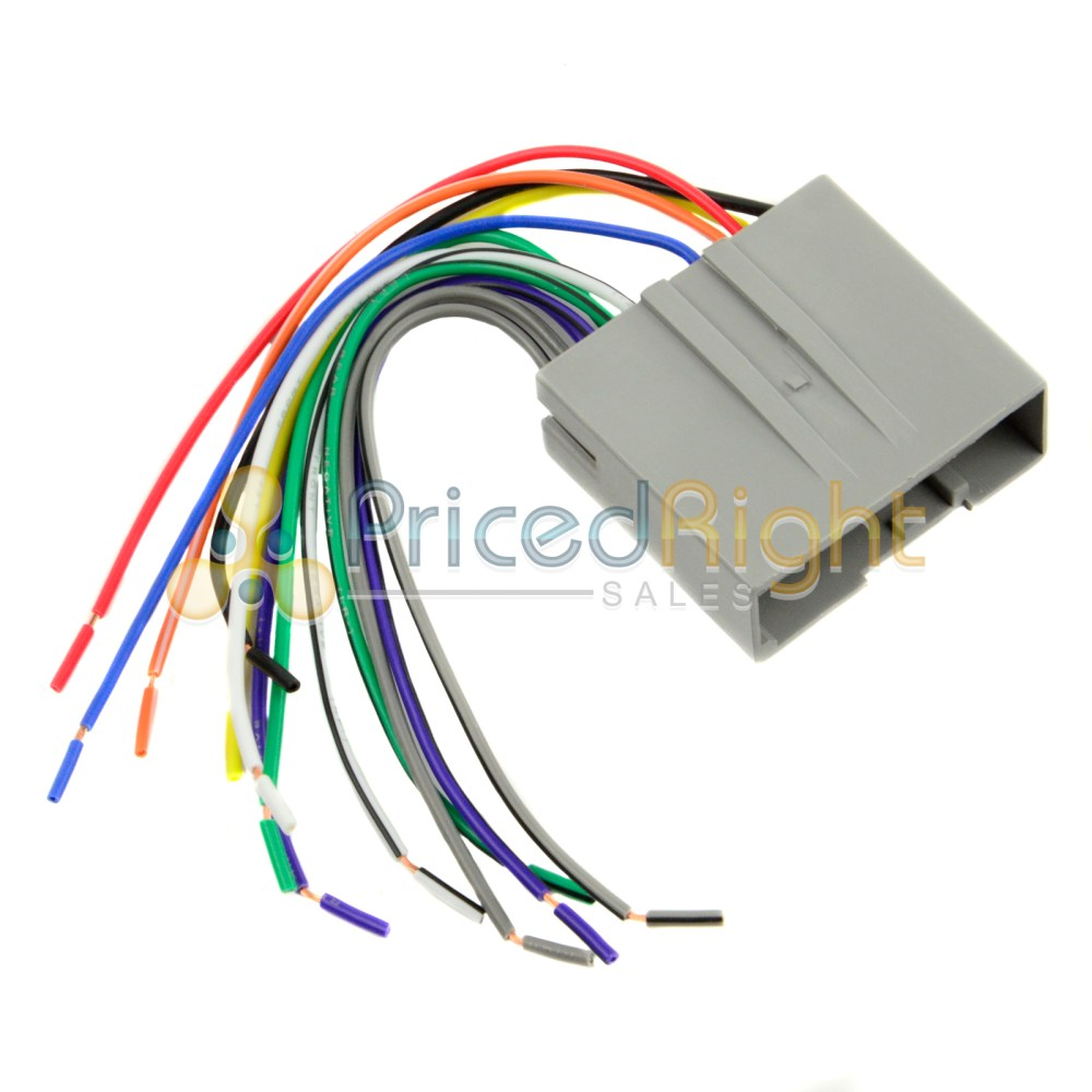 medium resolution of details about ford lincoln mercury radio install wire harness installation fd 5520