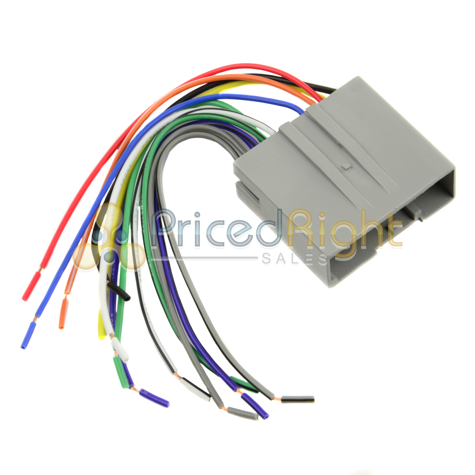 hight resolution of details about ford lincoln mercury radio install wire harness installation fd 5520