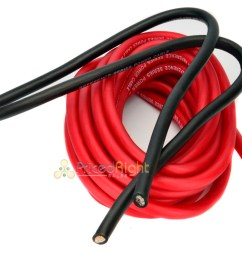 details about 4 gauge amp kit amplifier installation power wiring complete red cable car audio [ 1600 x 1226 Pixel ]
