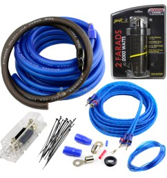 stinger 2 gauge amp wiring kit wiring diagram showstinger true 0 gauge amp kit with 2 [ 1306 x 1306 Pixel ]