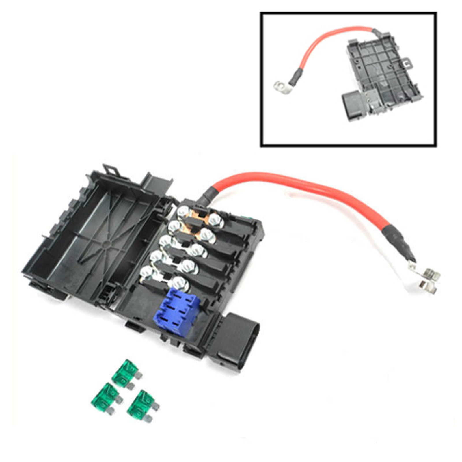 hight resolution of details about no more breaking for vw jetta golf beetle 1 8 2 0 fuse box 1j0937617d nbc061b