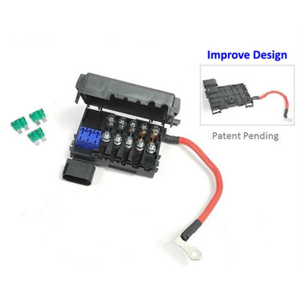 medium resolution of details about no more breaking for vw jetta golf beetle 1 8l 2 0l fuse box 1c0937617 nbc061c