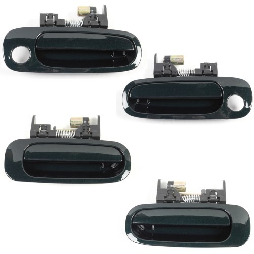 small resolution of details about for 98 02 toyota corolla chevrolet prizm outside door handle f r green 6r1 ds318